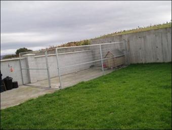 Backyard Dog Run Ideas our attached side yard perfect for a dog run pinmydreambackyard Dog Run Enrichment 3834455a9240618985ljpg