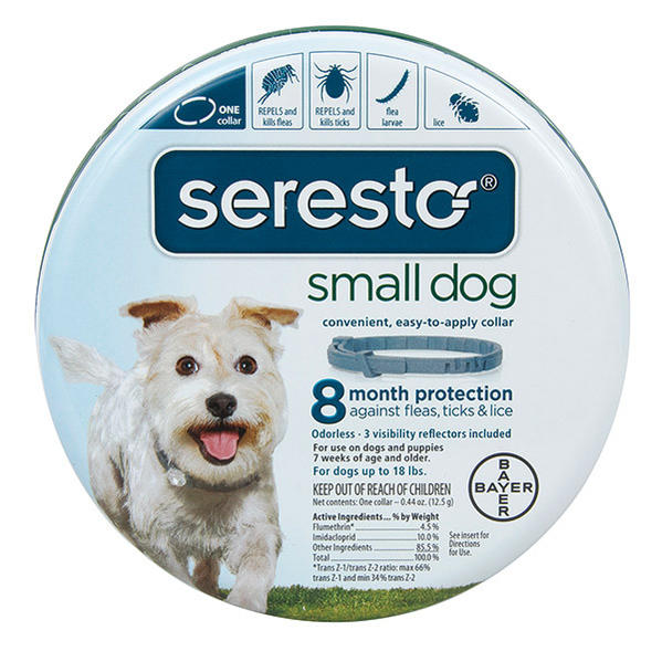 Adverse Side Effects Not Listed Seresto By Bayer