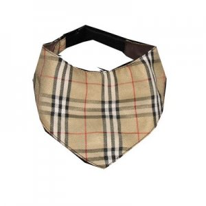 PF-015 Burberry dog scarf
