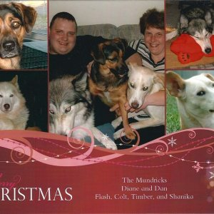 Our 2010 Christmas card