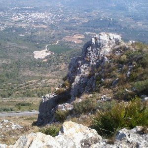Mountains of the Costa Blanca