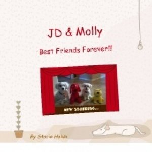 Children's book I published about JD & Molly